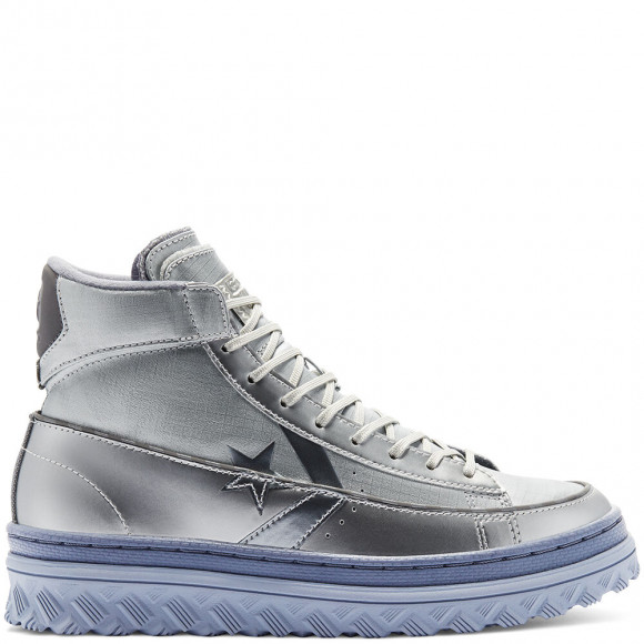 Converse Pro Leather X2 Silver/ Grey/ Black - 169529C
