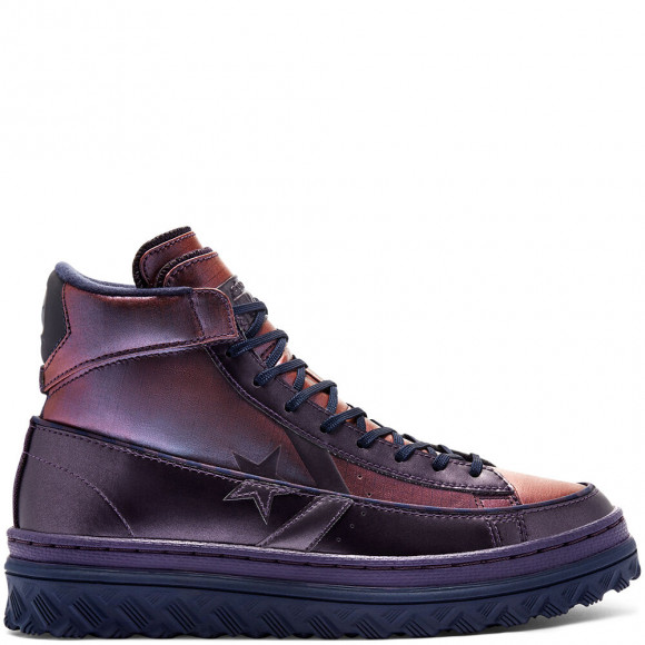 Converse Pro Leather X2 Purple/ Black/ Black - 169530C