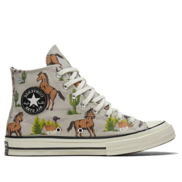 Converse Chuck 70 High 'Twisted Resort - Old Western' String/Egret/Egret Canvas Shoes/Sneakers 169819C - 169819C