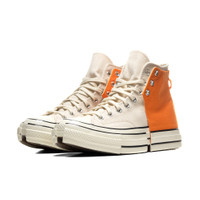 Converse Chuck Taylor All-Star 2-in-1 70s Hi Feng Chen Wang Orange Ivory - 169840C