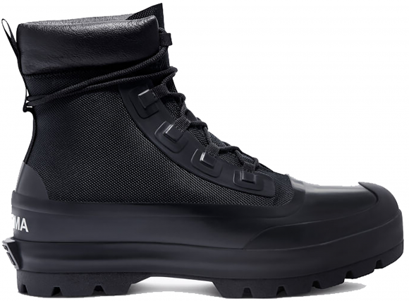 Converse Chuck Taylor All-Star Duck Boot Ambush Black - 170588C