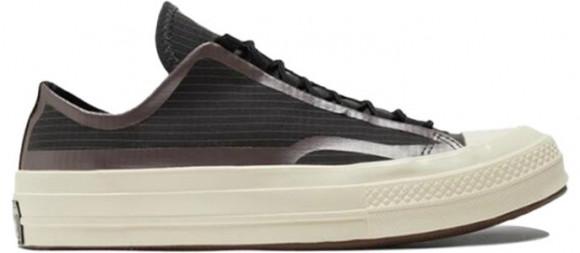 Converse Chuck 70 High 'Metallic Tape Seam' Storm Wind/Black/Egret Canvas Shoes/Sneakers 170768C - 170768C