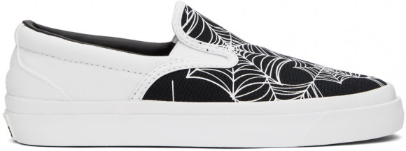 Converse Black & White Roll Up One Star CC Pro Slip-On Sneakers - 170941C