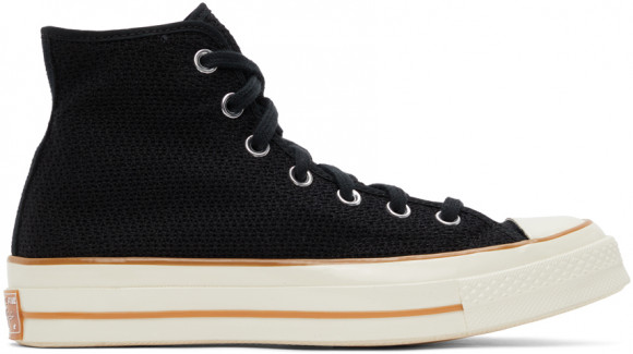 Converse Black Breathable Chuck 70 High Sneakers - 170963C