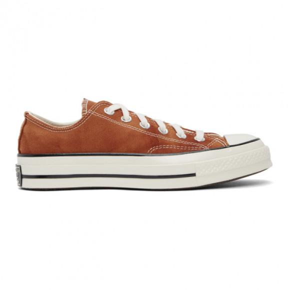 Converse Brown Summer Daze Chuck 70 Sneakers - 170967C