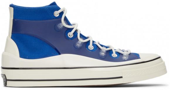 Converse Blue Chuck 70 Utility Hi Sneakers - 171655C