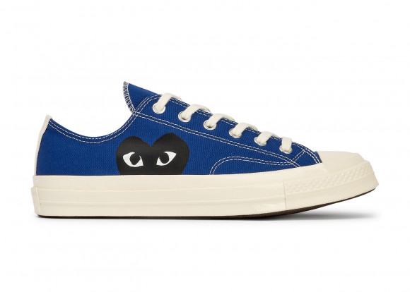 Converse Chuck Taylor All-Star 70s Ox Comme des Garcons PLAY Blue - 171848C