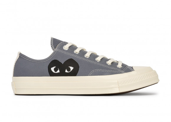 Converse Chuck Taylor All-Star 70s Ox Comme des Garcons PLAY Grey - 171849C