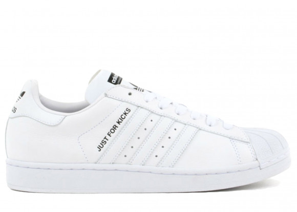 adidas Superstar Just For Kicks White (Friends and Family) - 18195