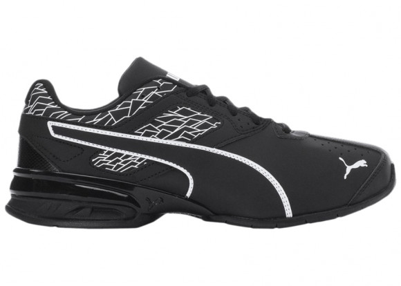 PUMA Tazon 6 Fracture FM Men's Sneakers in Black - 189875-03