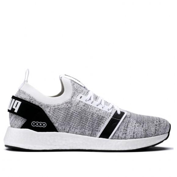 Puma NRGY Neko Engineer Knit 'White' White/Black Marathon Running Shoes/Sneakers 191097-08 - 191097-08