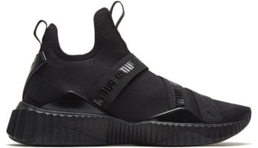 Puma Defy Mid Glossy Marathon Running Shoes/Sneakers 193058-01 - 193058-01