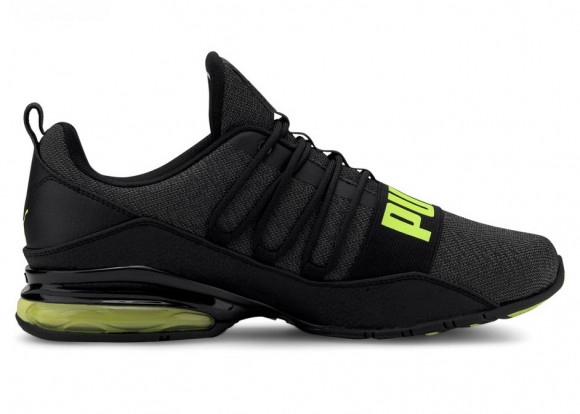 PUMA CELL Regulate Bold Men's Training Shoes in Black/Yellow Alert - 193147-01