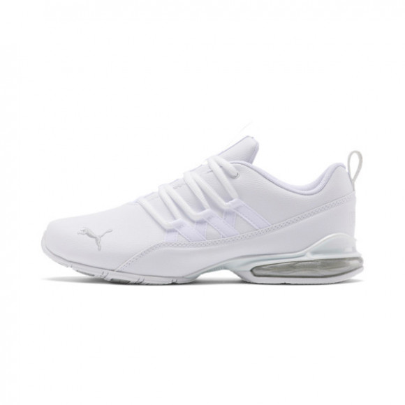 PUMA Riaze Prowl SL Women's Sneakers in White/Silver, Size 6 - 193225-02