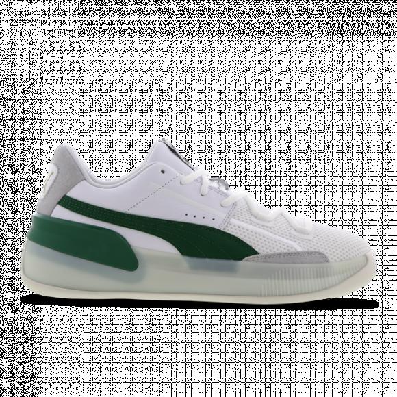 Puma Clyde Hardwood White Green - 193663-02