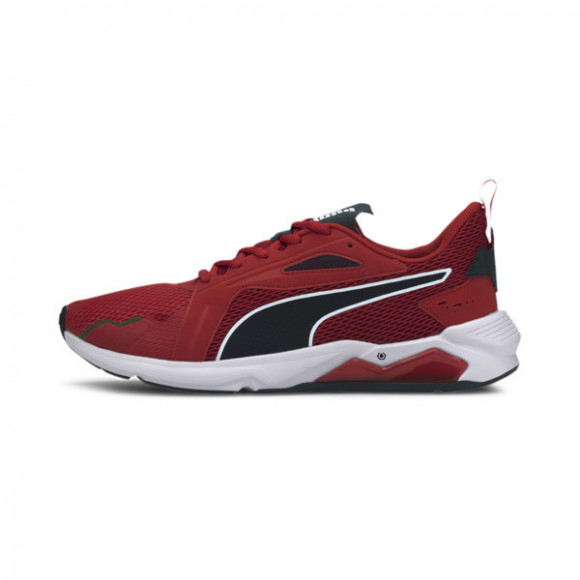 PUMA LQDCELL Method Men's Training Shoes in High Risk Red/Black/White - 193685-03