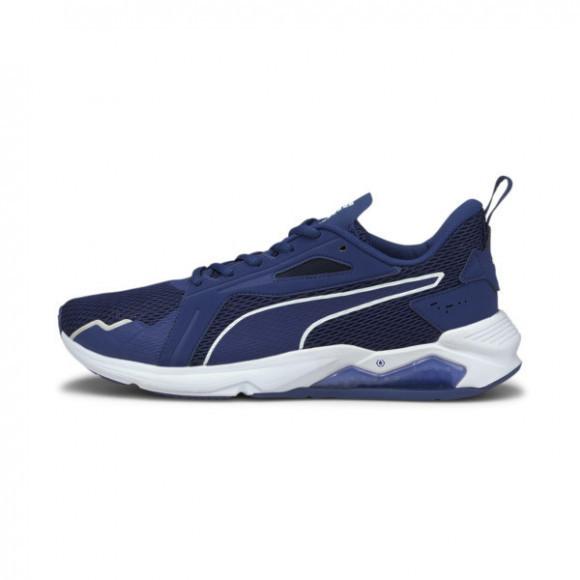 PUMA LQDCELL Method Men's Training Shoes in Elektro Blue/White - 193685-10