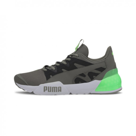 PUMA CELL Pharos Neon Men's Training Shoes in Ultra Grey/Black/Green - 193698-02