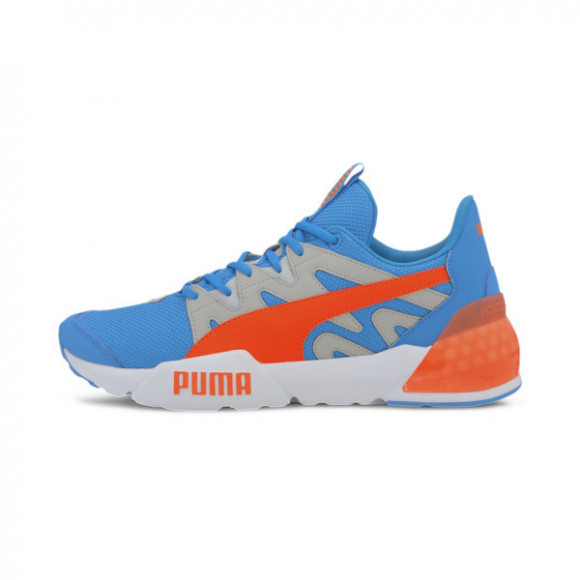 PUMA CELL Pharos Neon Men's Training Shoes in Nrgy Blue/Grey/Violet - 193698-03