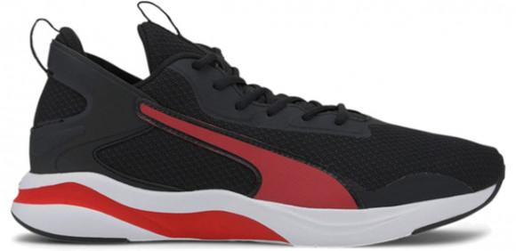 Puma Softride Rift 'Black High Risk Red' Black/High Risk Red Marathon Running Shoes/Sneakers 193733-02 - 193733-02