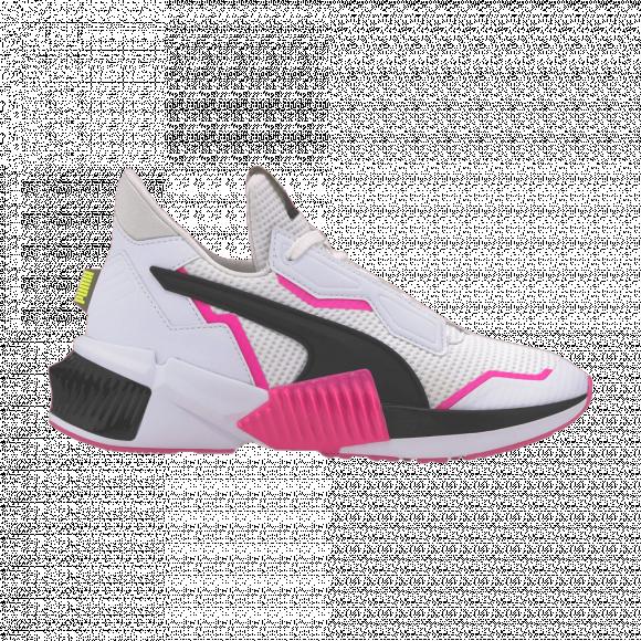 PUMA Provoke XT Women's Training Shoes in White/Black, Size 8.5 - 193784-04