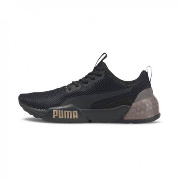 PUMA CELL Vorto Gleam Women's Sneakers in Black/Rose Gold - 193931-03