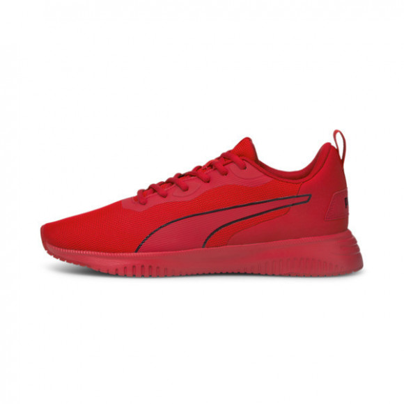 PUMA Flyer Flex Running Shoes in High Risk Red/Black - 195201-04
