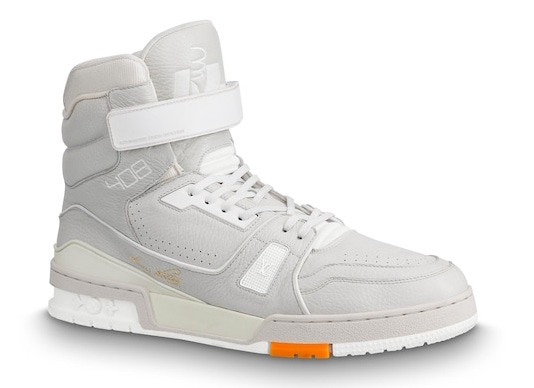 Louis Vuitton Trainer High Top Grey - 1A5A0D