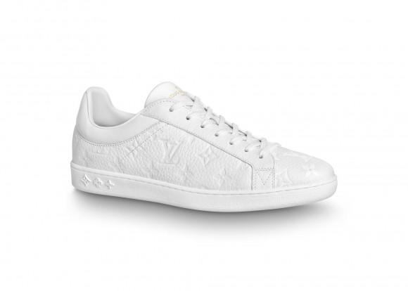 Louis Vuitton Luxembourg Sneaker White Monogram - 1A5UJ9