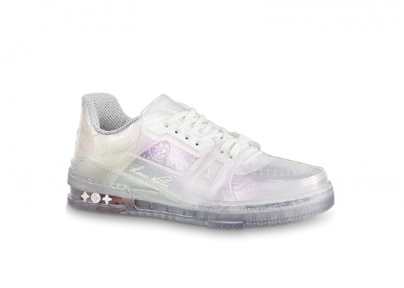 Louis Vuitton Trainer Sneaker Transparent - 1A5YQY
