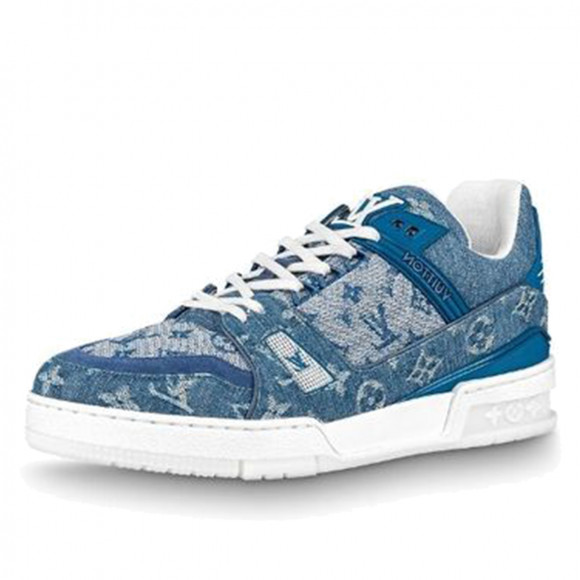 Monogram Flower Patterns Sneaker (2020) - 1A7S4X