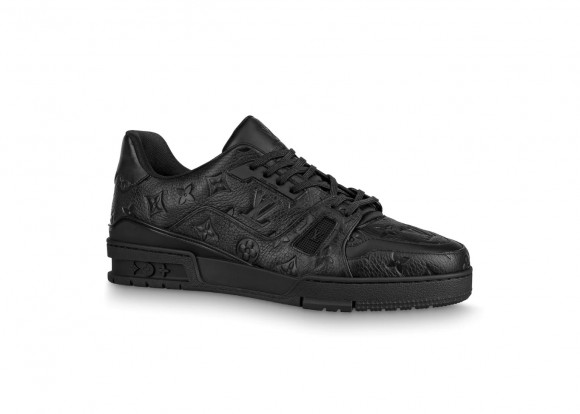 Louis Vuitton Trainer Black - 1A7WET
