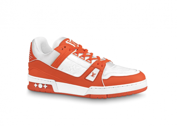 Louis Vuitton LV Trainer Orange - 1A811P