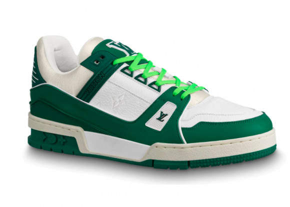 Louis Vuitton LV Trainer Green - 1A8127