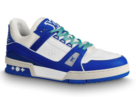 Louis Vuitton LV Trainer Blue - 1A813P