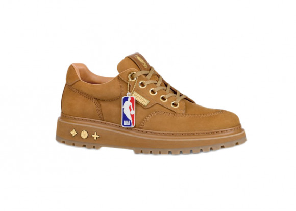 Louis Vuitton x NBA Abbesses Derby Beige - 1A8FO1