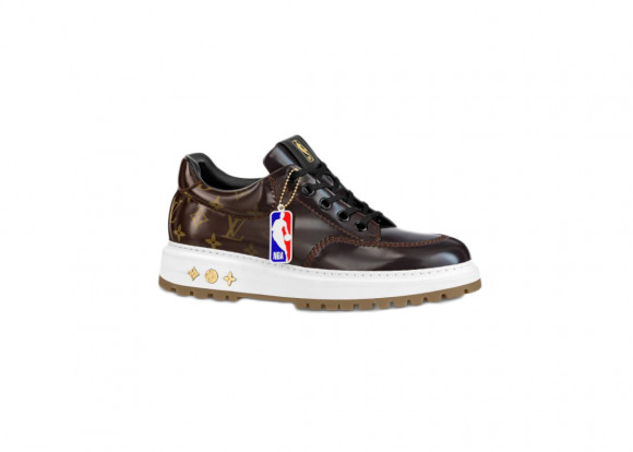 Louis Vuitton x NBA Abbesses Derby Ebony - 1A8FU2