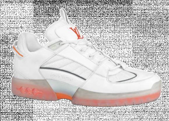 Louis Vuitton x Lucien Clark A View Sneaker White - 1A8J1X