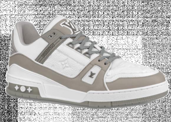 LV Trainer Grey White - 1A8KBA