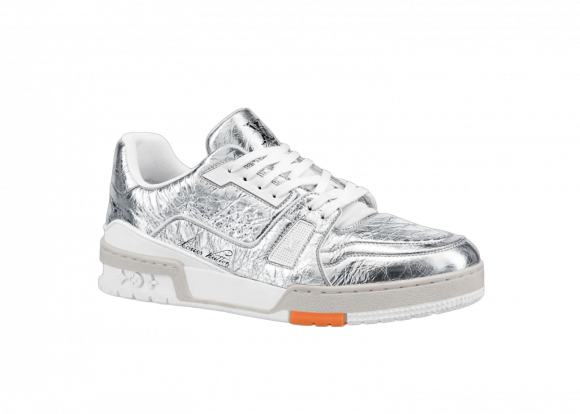 Louis Vuitton Trainer Silver - 1A8KGO