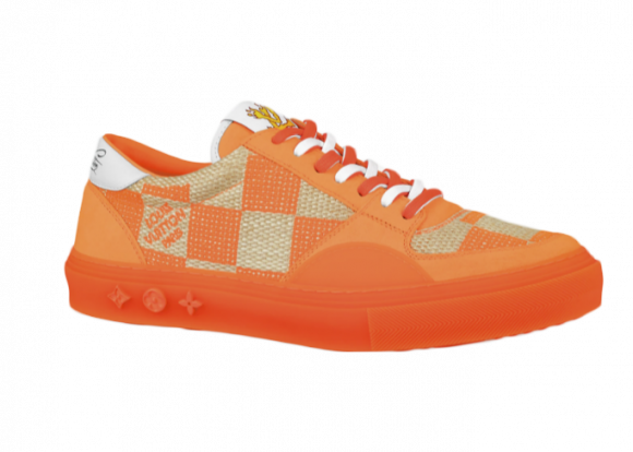 LV Ollie Fluorescent Orange Damier SS21 - 1A8Q4S