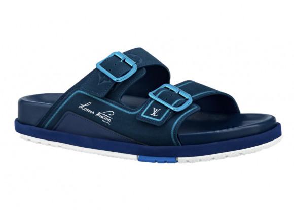 Louis Vuitton Trainer Mule Blue - 1A8SL7