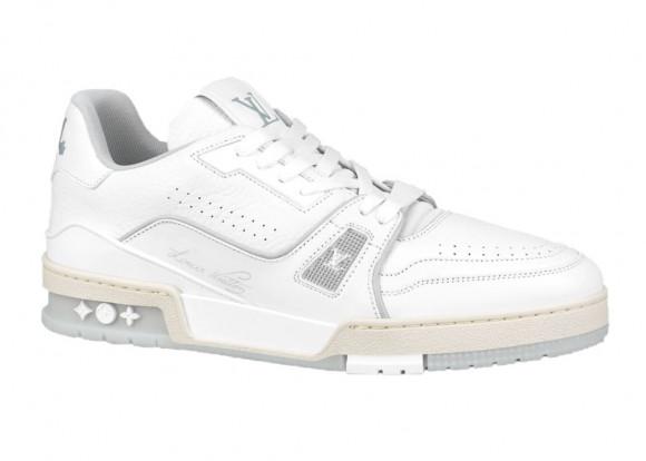 Louis Vuitton Trainer White Signature - 1A8WB9