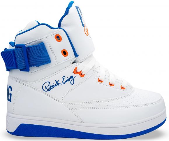 Ewing 33 Hi x Orion White Blue Orange - 1BM00640-132