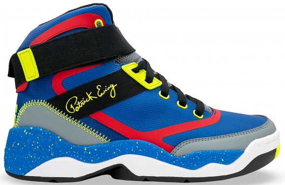 Ewing 33 Hi 2.0 Royal Red Yellow Grey - 1BM00753-412