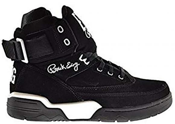 Ewing 33 Hi Black Suede OG (2020) - 1EW90013-018