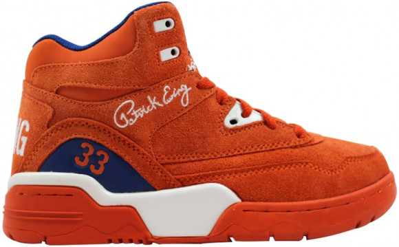 Ewing Guard Orange/White-Blue - 1EW90055-830