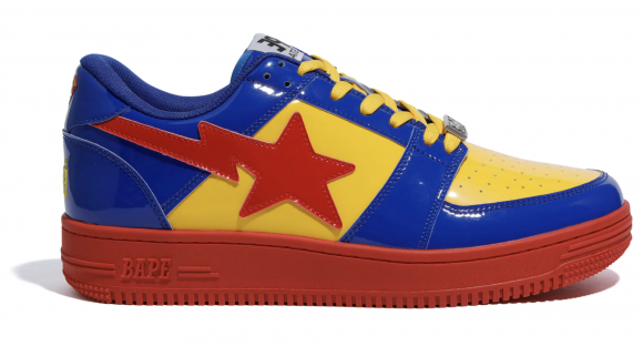 A Bathing Ape Bapesta DC Superman (2021) - 1H23-191-907