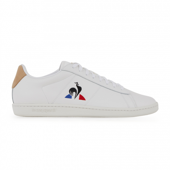 Le Coq Sportif  COURTSET  women's Shoes (Trainers) in White - 2020160