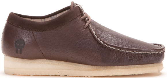 Clarks Wallabee MF DOOM Brown - 203-57911